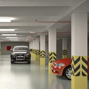 Автостоянки, паркинги Коренево