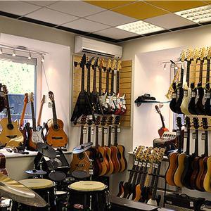 Музыкальные магазины Коренево