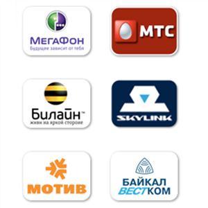 Операторы сотовой связи Коренево