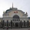 Железнодорожные вокзалы в Коренево
