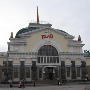 Железнодорожные вокзалы Коренево